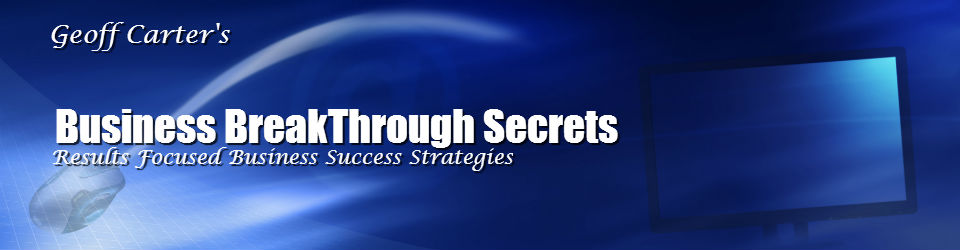 Business BreakThrough Secrets